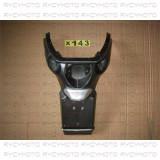 Carena plastic caroserie suport numar spate gri Aprilia Scarabeo 500cc 2003 - 2006 pe carburator
