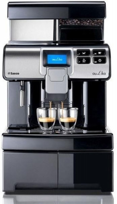 Espressor cafea automat Saeco Aulika Office BLK V2 foto