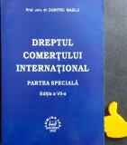 Dreptul comertului international Dumitru Mazilu ed VII 2008