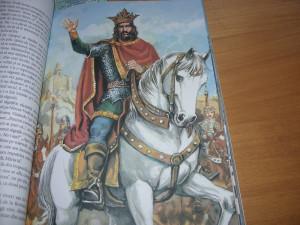 DUMITRU  ALMAS  -  POVESTIRI  ISTORICE.  ANTOLOGIE   ( ilustrata color ) *