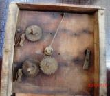 Mecanism  vechi     de  ceas  1903