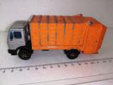bnk jc Majorette - Mercedes Refuse Truck - 1/55