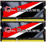 Memorie Laptop G.Skill Ripjaws DDR3, 2x8GB, 1600MHz, CL9, 1.35v, Dual Channel