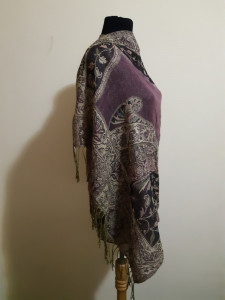 ESARFA / SAL / PASHMINA DE DAMA DIN CASMIR