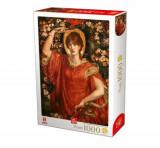 Cumpara ieftin Puzzle Dante Gabriel Rossetti - A Vision of Fiammetta, 1000 piese