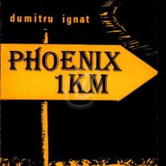 Phoenix: 1 km