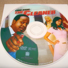 DVD - Code name the cleaner, Romana