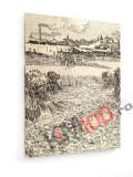 Tablou pe panza (canvas) - Vincent Van Gogh - Harvest