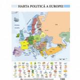 Harta Politica a Europei- Plansa A2