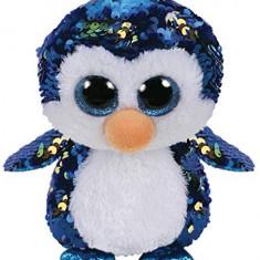 Jucarie De Plus Ty Boo Buddy Flippables Payton Penguin