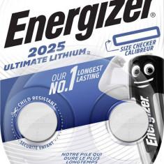 Baterii CR2025 - Energizer Ultimate Lithium, 2 buc / set