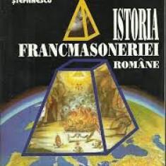paul stefanescu istoria francmasoneriei romane
