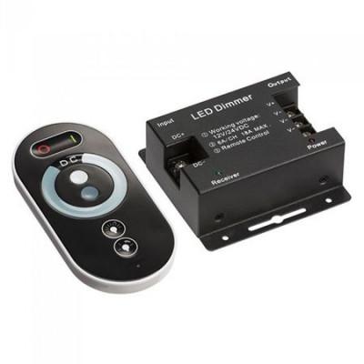 Controller banda LED dimabil, 12/24 V, 216/432 W, 3 canale culoare foto