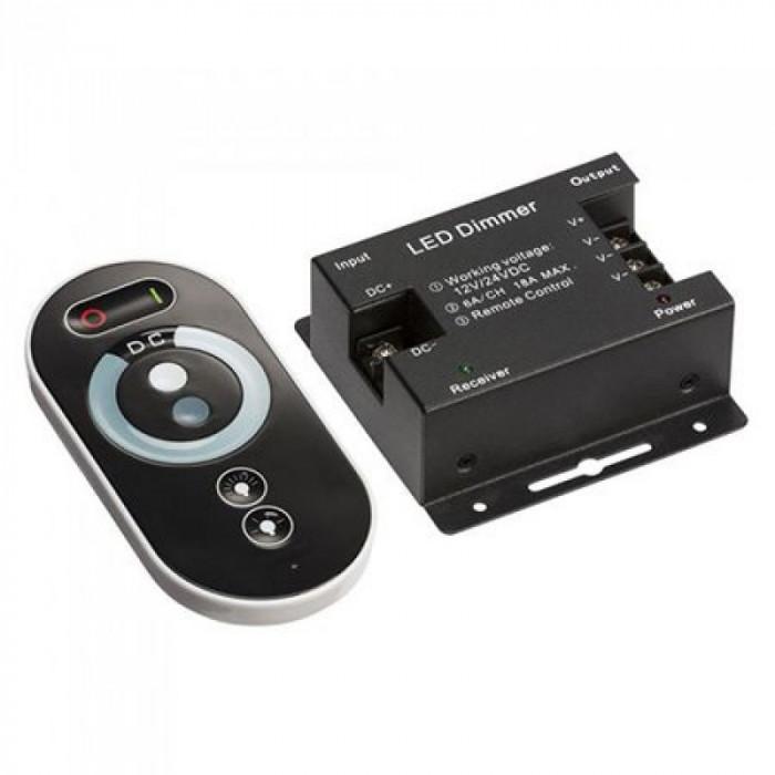 Controller banda LED dimabil, 12/24 V, 216/432 W, 3 canale culoare