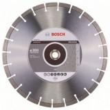 Bosch Expert disc diamantat 350x20/25.4x3.2x12 mm pentru materiale abrazive
