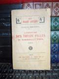 FRANCOIS PONCETTON - L'AVENTURE DES TREIZE FILLES  , 1921 , EROTICA