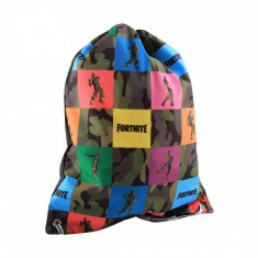 Rucsac sport cu imprimeu Fortnite, Multicolor