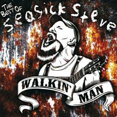 Seasick Steve Walkin Man The Best Of (cd)