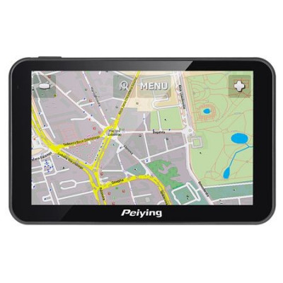 GPS 5 INCH 8 GB HARTI INCLUSE PEIYING EuroGoods Quality foto