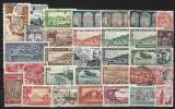 1440 - lot timbre colonii Franta neuzate si uzate,perfecta stare