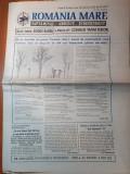 Ziarul romania mare 3 noiembrie 1995