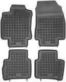 Covorase presuri cauciuc Premium stil tavita Nissan Tiida 2004-2012, Rezaw Plast