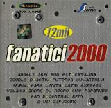 CD Fanatici 2000 F2mii, original: 3rei Sud Est, Double D, Valahia