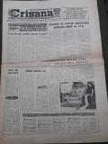 Ziar Crisana Oradea Bihor 13 ianuarie 1976