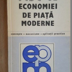ABC-ul economiei de piata moderne. Dictionar