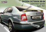 Eleron WRC RS portbagaj tuning sport Skoda Octavia 1 Mk1 1U Vrs 1996-2006 v14