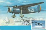 România, Ziua Aviaţiei R.S. România, ICAR comercial