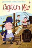 Captain Mac (MFRL) - Usborne Book (3+)