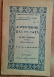 C. MULLER I. SCRIBAN - ADVENTISMUL DAT PE FATA DE UN FOST ADVENTIST {1925}
