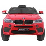 Masinuta electrica cu telecomanda BMW X6M rosu