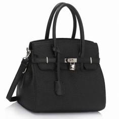 L&S Fashion LS00140 în mână neagra