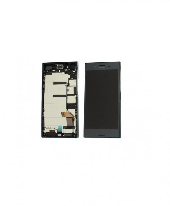 Ecran lcd display sony xperia xz premium cu rama, g8141 negru