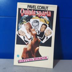 Pavel Corut - Chinta sparta