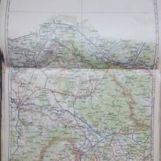 Harta Satu Mare, Baia Mare, Bolda, Dumbrava, Călinești, 1928