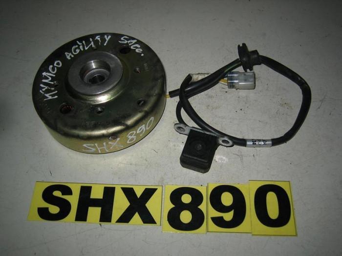 Generator Kymco Agility 50