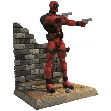 Marvel Select, Figurina Deadpool 18 cm foto
