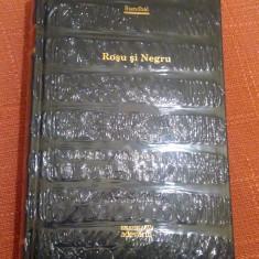 Rosu Si Negru. Colectia Adevarul  100 Nr. 47 - Stendhal