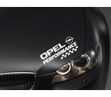 Sticker Performance - Opel