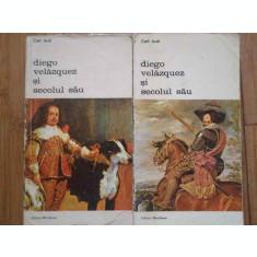 Diego Velazquez Si Secolul Sau Vol.1-2 - Carl Justi ,278527