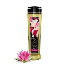 Ulei masaj Shunga 240 ml SWEET LOTUS