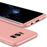 Husa Samsung Galaxy S8 Plus - GKK Protectie 360° Roz