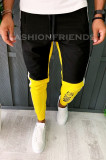 Pantaloni de trening pentru barbati - slim fit -trei culori-magiclife- A5991