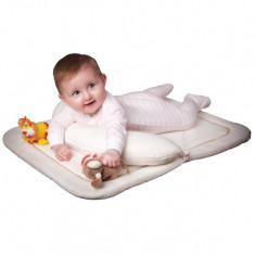 Salteluta de joaca TummyTime Clevamama for Your BabyKids