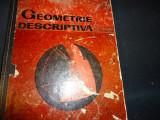 GEOMETRIE DESCRIPTIVA-CULEGERE DE PROBLEME-AL. MATEI- V. UNGUREANU-I. RUSU-CUTU