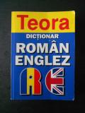 ANDREI BANTAS - DICTIONAR ROMAN ENGLEZ