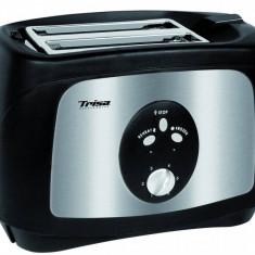 Prajitor de paine Trisa Electro 6 trepte 750W Negru